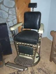 Theo A Kochs Barber Chair Footrest by Sillon Barbero Theo Koch Barber Chair By Elio Reyes Retro Vintage