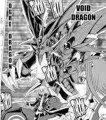 Yuma Tsukumo Deck Manga by Void Ogre Dragon Manga Yu Gi Oh Fandom Powered By Wikia