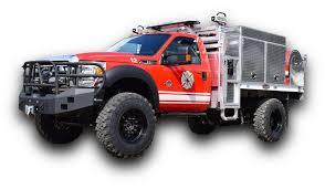 100 Brush Trucks Deep South Fire