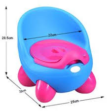 Pink Frog Potty Chair by Cartoon Potty Baby Plastic Toilet Girls Boy Portable Potty Seat