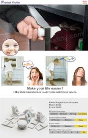 Magnetic Locks For Kitchen Cabinets by Baby Safety Magnetic Cabinet Locks For Kitchen Cabinet Doors And