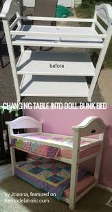 Triple Bunk Bed Plans Free by Best 20 Doll Bunk Beds Ideas On Pinterest American Beds