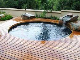 Above Ground Pool Deck Images by Above Ground Swimming Pool Deck Design Ideas Above Ground Pool