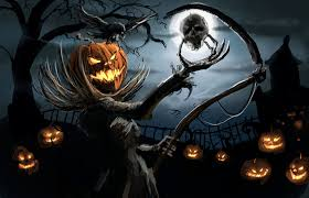 Halloween Scary Pranks Ideas by Halloween Scary Castle Graveyard Background With A Spooky Haunted