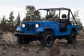 100 Old Jeep Trucks For Sale The Mahindra Roxor Is Like A BrandNew Willys Gear Patrol