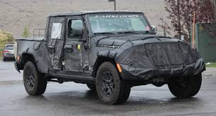 2019 Jeep Scrambler: Here's What To Expect From The JL-Based Pickup ...