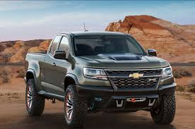 Chevrolet Colorado ZR2 Concept Debuts, 2.8L Diesel Power Announced New 2019 Chevrolet Colorado Work Truck 4d Crew Cab In Greendale Extended Madison Zr2 Concept Debuts 28l Diesel Power Announced Chevy Cars Trucks For Sale Jerome Id Dealer Near Fredericksburg Vehicles 2017 Review Finally A Rightsized Offroad 2wd Pickup 2018 Wt For Near Macon Ga 862031 4wd Blair 319075 Sid