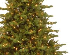 75 Ft Pre Lit Christmas Tree by 6 5ft Pre Lit Vienna Fir Feel Real Artificial Christmas Tree