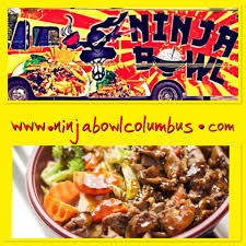 Ninja Bowl - Columbus, OH - Food Truck | StreetFoodFinder Food Truck Wraps Columbus Ohio Cool Truck Wrap Designs Brings 2018 Festival Barroluco Argentine Comfort Is Bring Delicious Dishes To The Top Three Stops A The That You May Have Taco Trucks In Where Find Great Authentic Mexican Images Collection Of Trailer Eats Columbus Ohio Awesome Tacos From El Habanero Httptatrucklumbuscom Honduran Food Sock Hop Soda Shop Llc Is