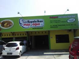 Hello SEMARANG Gurihnya Gule Kepala Ikan Mas Agus Di Semarang