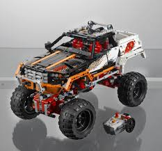 100 Lego Remote Control Truck Galleon LEGO Technic 9398 4 X 4 Crawler Discontinued By Manufacturer