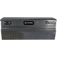 Northern Tool + Equipment Locking Chest Truck Tool Box — Diamond ...