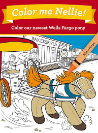 Download The Coloring Page For Our 2015 Plush Pony Nellie She Began Her Career