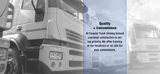 CDL Driving School | United | Coastal Truck Driving School