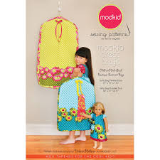 Modkid Sewing Patterns Dress Bags Products Pinterest Products