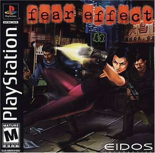 Fear Effect - Playstation 1