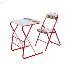 100 Folding Table And Chairs For Kids Metal Study Set Buy Metal
