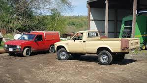 100 1980 Toyota Truck Original Hauler Hilux