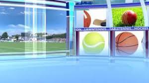 FREE HD Virtual Studio Sports Stadium Chroma Green Screen News Set Background