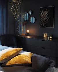 dunkles schlafzimmer bedroom interior home decor bedroom