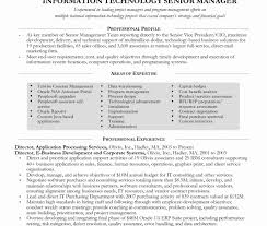 Tcs Service Agreement Filled Example 2016 Luxury Project Manager Resume Samples And Writing Guide 10 Examples