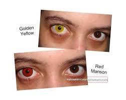 Blue Prescription Halloween Contacts by Color Contact Lenses Colour Contact Lenses Info