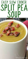 Crock Pot Potato Soup Mama by Slow Cooker Split Pea Soup In The Crock Pot Mama Loves Food