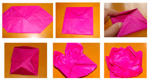 How To Make Paper Lotus Flower Fab Mums Monday Crafts Origami