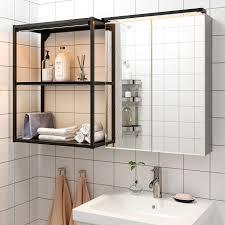 silverglans lichtleiste led für bad dimmbar anthrazit 60 cm