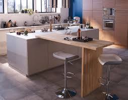 meuble de cuisine epura brume et bois castorama