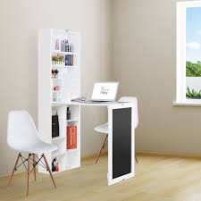 Furniture Utopia Alley Collapsible Fold Down Desk Cabinet ...