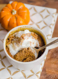 Paleo Pumpkin Custard Microwave by Recipe Pumpkin Pie In A Mug Kitchn