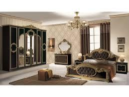 schlichter schlafzimmer set barletta 6 teilig schwarz