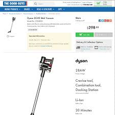 $298 Dyson DC45 Stick Vacuum Model No.21024 (Was $489) @ The ... Auto Parts Way Canada Coupon Code November 2019 5 Off Home Depot 2013 How To Use Promo Codes And Coupons For Hedepotcom Dyson Dc65 Multi Floor Upright Vacuum Yellow New Free La Rocheposay 11 This Costco Tire Discount Offers Savings Up 130 Up 80 Off Catch Coupon Codes Findercomau Christopher Banks Promo 2 Year Dating Beddginn 10 Firstorrcode Get Answers Your Bed Bath Beyond Faq Cafepress 15 Jcpenney 20 Discount Military Id On Dyson Online