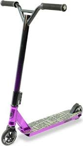 Lucky Clover Pro Scooter Purple Black