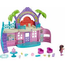 Dora The Explorer Kitchen Set Walmart by Fisher Price Dora And Friends Cafe Walmart Com