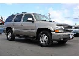 100 Tahoe Trucks For Sale 2002 Chevrolet For ClassicCarscom CC977251