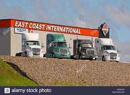 TRURO, CANADA - MAY 27, 2018: East Coast International Building And ... East Coast Large Cars Peterbilt Pinterest Trucks East Coast Truck Jam 2016 An Event Tailored Just For Lovers Toast Its A Crumby Business Turtle Affair At And Trailer Bus Sales Used Buses Brisbane Truckin Nationals Virginia Motsports Park July 16th Bangshiftcom Timing Association Spring 2014 Meet Mobile Parts Klughaus To Paint Semitrailer Trucks That Will Drive The Demo Route Svi