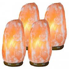 Himalayan Ionic Salt Lamp by Natural Salt Rock Light Lamp Ionic Air Purifier 8 11 Lbs