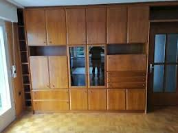 schrankwand jahre wohnzimmer in hessen ebay kleinanzeigen
