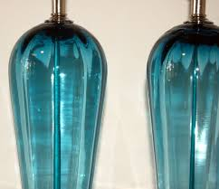 Haeger Pottery Lamps Vintage by Teal Lamps 10 Excellent Solutions For A Bedroom Warisan Lighting