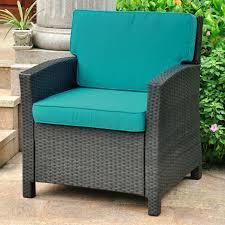 Home Depot Deep Patio Cushions by Patio Ideas Turquoise Patio Chair Cushions Polywood Club White