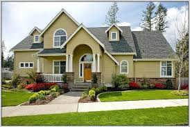Best House Paint Colors The Best Exterior Paint Colors For Small
