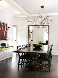 Contemporary Dining Room Chandelier Extraordinary Ideas W H P