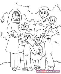 Index Of Secoload Uploads 5897 2017 02 23 20 44 Galerry Coloring Pages Family Praying Together