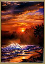 100 Christian Lassen Prints Golden Moment Our Fave Hawaiian Artist