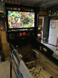 Virtual Pinball Cabinet Flat Pack by That Time I Built A Pinball Table The Chronicles Of My Virtual