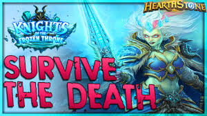 Paladin Hearthstone Deck Lich King by Frost Lich Jaina Elemental Mage Deck Kotft Ready Hearthstone