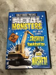 100 Totally Trucks Metal Monsters DVD 2011 EBay