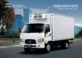Hyundai Light Duty Truck